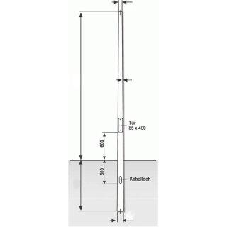 Kameramast - 4 Meter