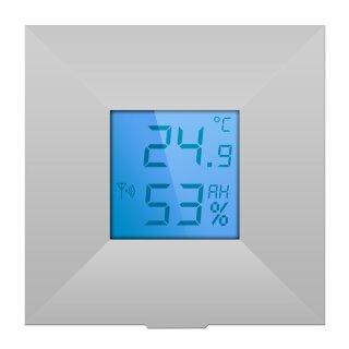 LUPUSEC - Temperatursensor mit Display