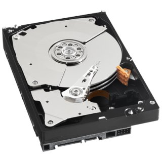 6000GB Festplatte für Langzeitrekorder