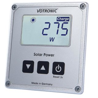 Votronic LCD-Solar-Computer 12V